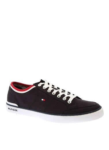 Tommy Hilfiger Klasik Ayakkabı Lacivert